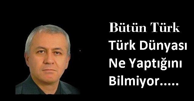 Sonuna kadar Türk doğduk Türk öleceğiz