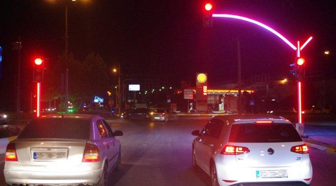 Edirne'de Sürücü ve yayaların yanlış ışıkta geçmesi sonlandı