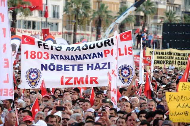 """CHP lideri Kılıçdaroğlu""""Körü körüne bir insana sadakat olmaz"""""""