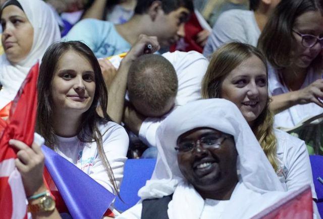 2. Uluslararası Türkçe Bayramı görkemli bir gösteri ile sona erdi