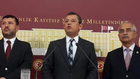 CHP'den FETÖ mağdurları için teklif