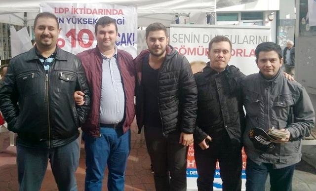 Liberal Demokrat Parti İstanbul İl Yönetimi Değişiyor