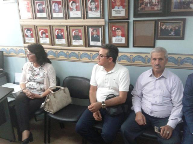 Hak ve Huzur Partisi Genel Başkanı Gürsel YILDIZ Şanlıurfa'da