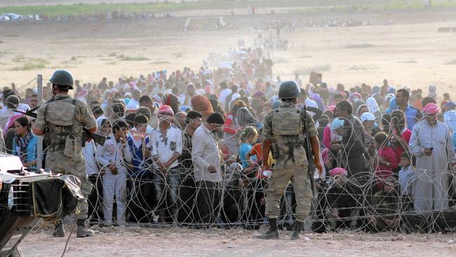 Küresel sığınmacı krizi büyüyor