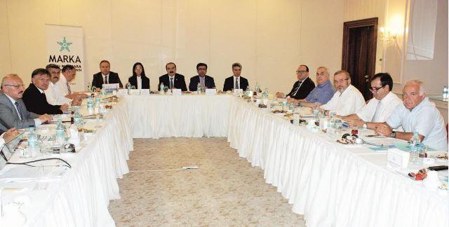 MARKA Yönetim Kurulu Toplantısı Sakarya'da Yapıldı