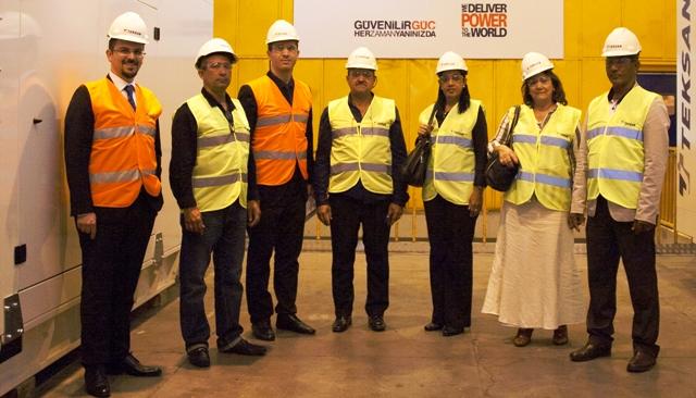 Küba'dan gelen iş adamlarının İstanbul ve İzmir programı yoğun geçti
