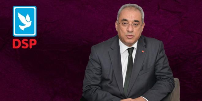 DSP Genel Başkanı AKSAKAL'dan Kurban Bayramı Mesajı.