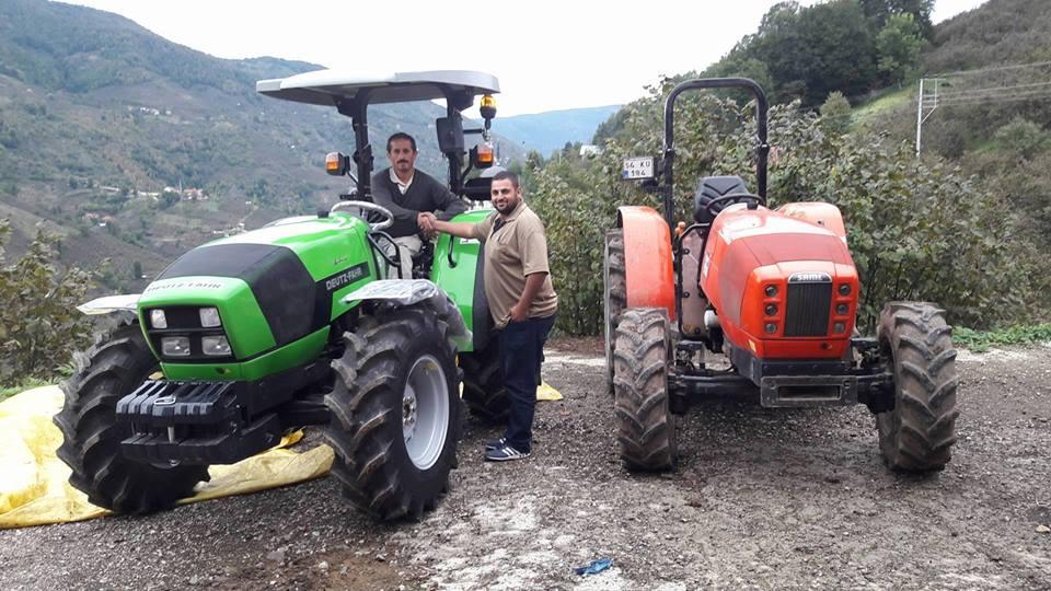 Sakarya Traktör Liginde  36 bin 813 traktörle  15.sırada