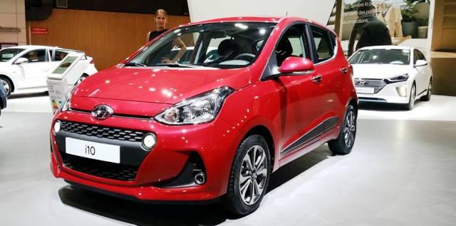 Yeni Hyundai i10 Test Sürüş etkinliği başladı