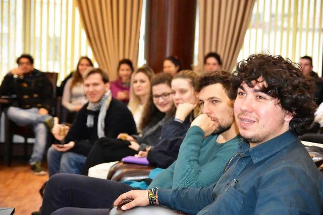 6 Ülkeden, 32 Öğrenci Karasu'da