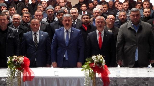 """Mustafa Destici """" Ülkemizde Faiz'e bulaşmamış Müslüman Kalmadı"""""""