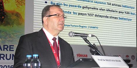 """Prof.Dr.Nurettin Demir """"sağlıklı yaşam köyleri ve mahalleleri kurulmalı"""""""