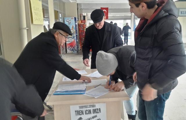 """Cumhurbaşkanı Recep Tayyip Erdoğan """"ADA Treni Sorununu çözecek"""""""