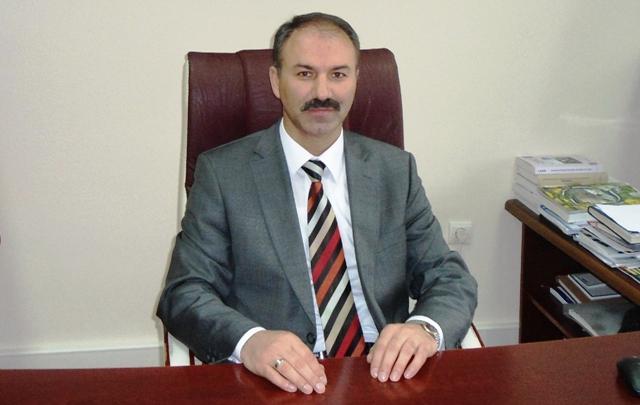 """Mehmet Erdemir""""İnsanlık, su ve toprak savaşları yapacak hale  gelecek"""""""