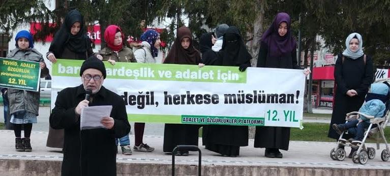 Türkiye'nin topyekün bir dönüşme ihtiyacı var