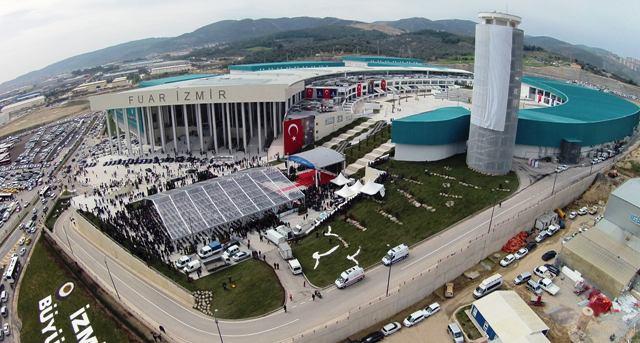 İzmir Tarım Fuarı 2017  Başlıyor