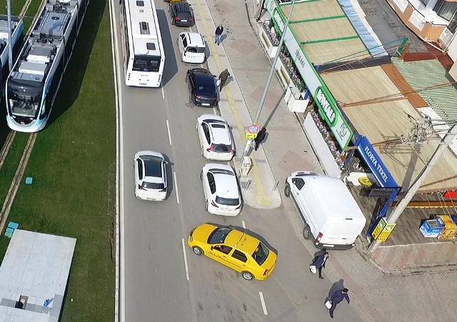 Karşıyaka Tramvayı'nın 17 aracı da geldi