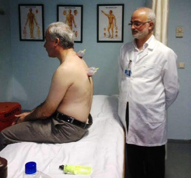 Akupunktur'dan sonra Hacamat Polikliniği de açıldı