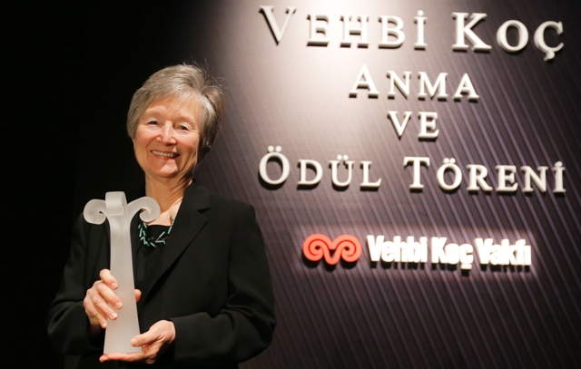 Prof. Dr. Zeynep Ahunbay  16.Vehbi Koç Ödülü'nün Sahibi Oldu