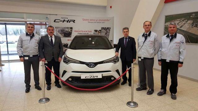 Arifiye Kaymakamı ve Belediye Başkanından Toyota'ya Ziyaret…