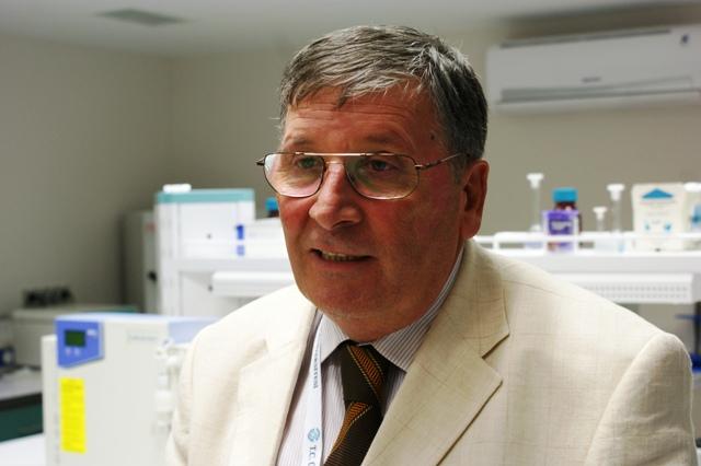 Prof. Dr. Salih Tuncel Özden'e son görev
