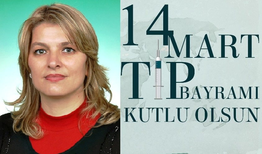 """Necla Bakan"""" 14 Mart'ı, sadece bir protokol töreni olmaktan Çıkarmak şart"""""""