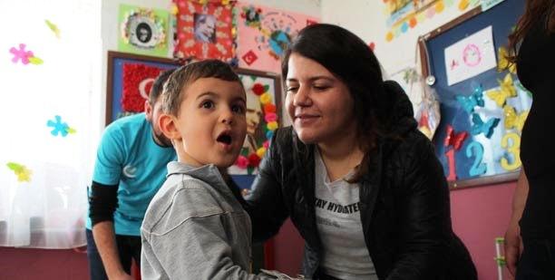 Gençlerimizden Köy Okuluna Anlamlı Destek