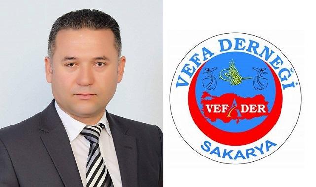 VEFA Derneği Sakarya Başkanı Şaban KIZILIRMAK 'dan Regaib Kandili Mesajı