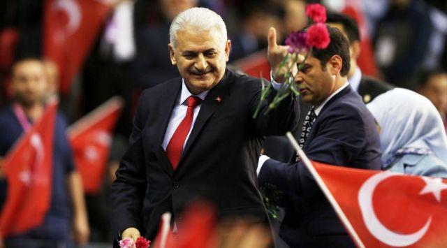 Başbakan Yıldırım, İstanbul'da Büyük Sivas Buluşması'nda konuştu