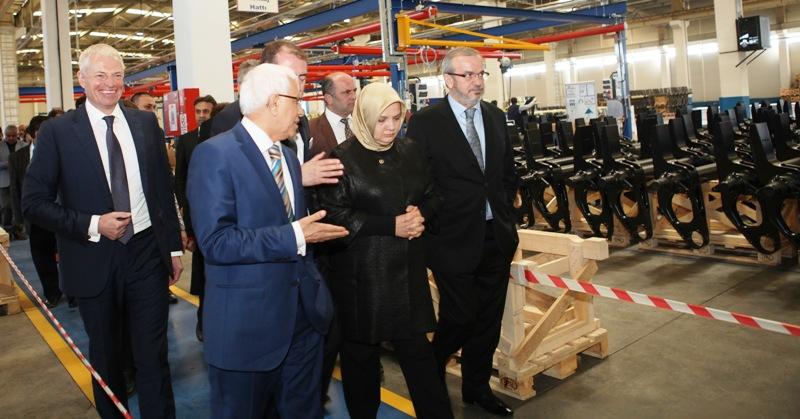 SAF-HOLLAND, Türkiye'de üretim için yatırım yapıyor