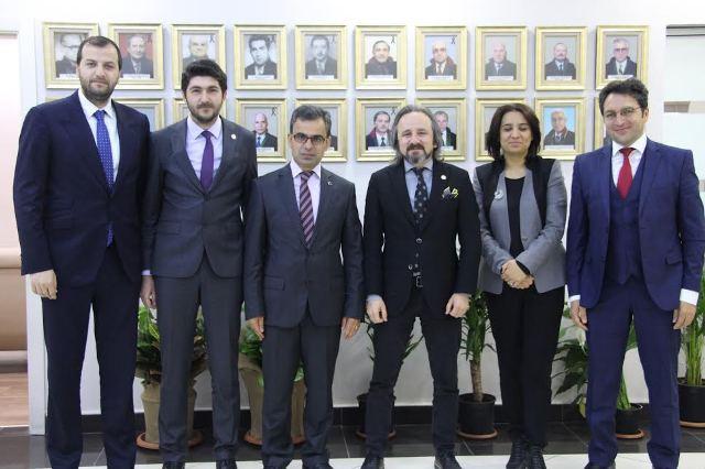 Cumhuriyet Başsavcısı Mehmet ÖZEL Sakarya Barosunda