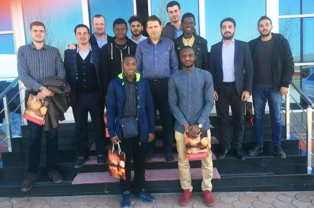Genç MÜSAİD'dan Firma Ziyareti