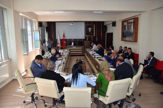 Karasu Belediye Meclisi, Mayıs Ayı Toplantısını Gerçekleştirdi
