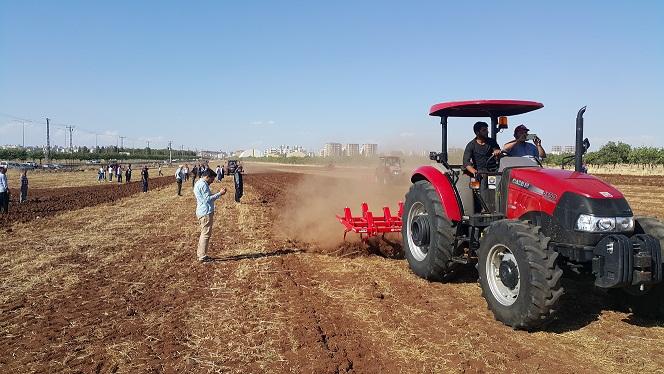 Şanlıurfa Çiftçisi Case IH  Traktörü  Tercih