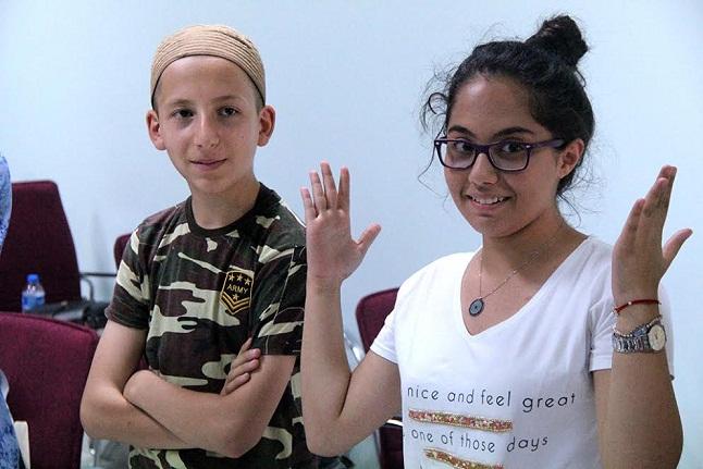 Katılımcı gençler proje sahibi oluyor