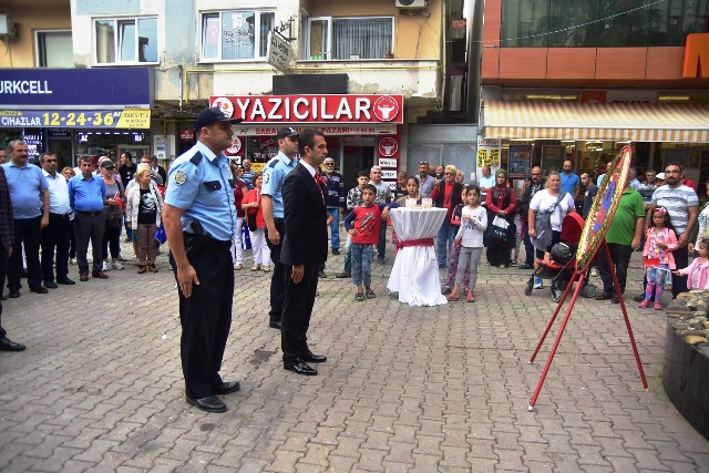 Karasu'da 30 Ağustos Kutlamaları