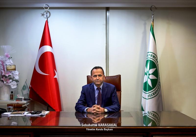 APEK Başkanı Sebahattin Karasakal'dan 30 Ağustos Zafer Bayramı Mesajı