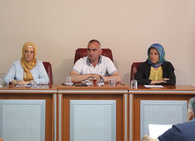 Sapanca Belediyesi  Meclisi toplandı