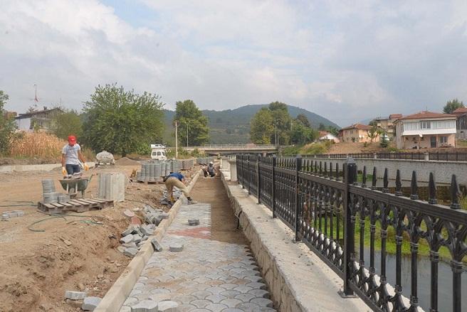 Cazibe merkezi Uludere 2. Etap devam ediyor