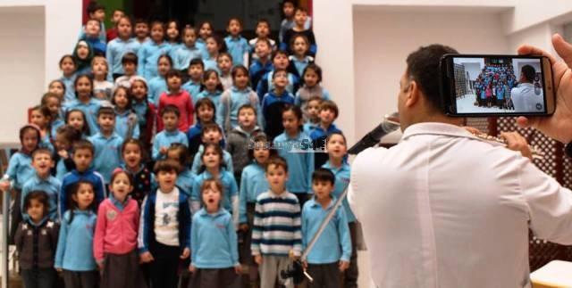Adabilim'de Arapça Günü Kutlandı