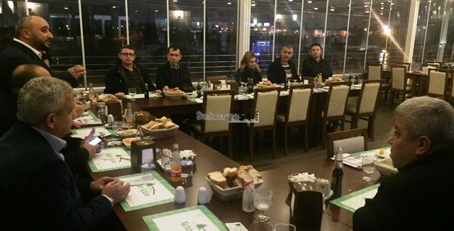 Eğitim-Bir-Sen Sakarya Şubesi İlçe Teşkilat toplantılarına Erenler ile devam etti.
