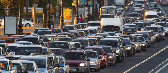 Ekim'de motorlu taşıt sayısı  %28 arttı