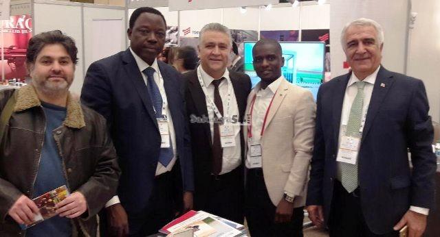 Genç Tİcaret Köprüsü ECOWAS ülkeleri ile buluştu!