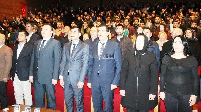 """""""Hocalı Soykırımını Anma – Türkistan Coğrafyası ve Bağımsızlık Hareketleri Konferansı"""" düzenlendi"""