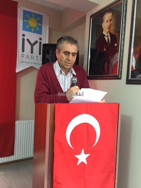 İyi Parti Kaynarca Kongresinde Aytekin Karlıdağ ilçe başkanı seçildi.