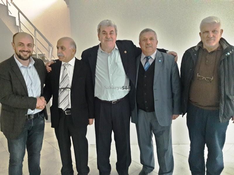İyi Parti Serdivan  Kongresinde  İlçe Başkan Nurdan Aygün Seçildi.