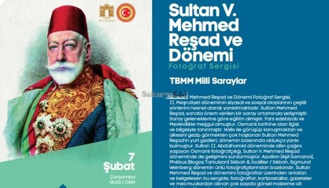 OSM'de 'Mehmed Reşad Dönemi' sergisi