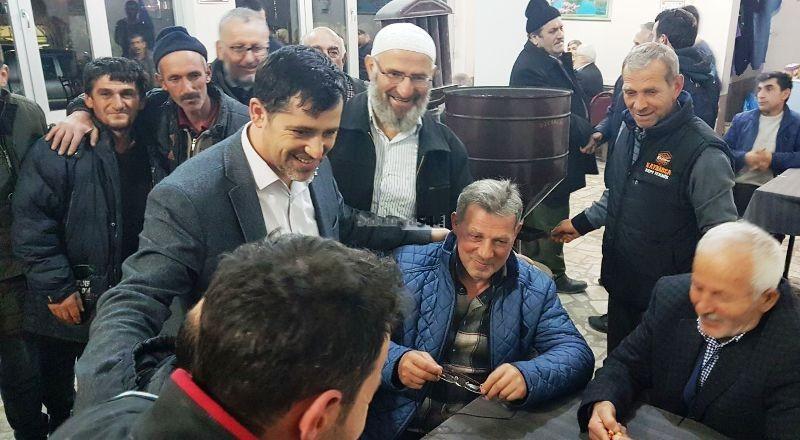 Ak Parti Hendek İlçe Başkanı Ali Kemal Sofudan Seçim Provası