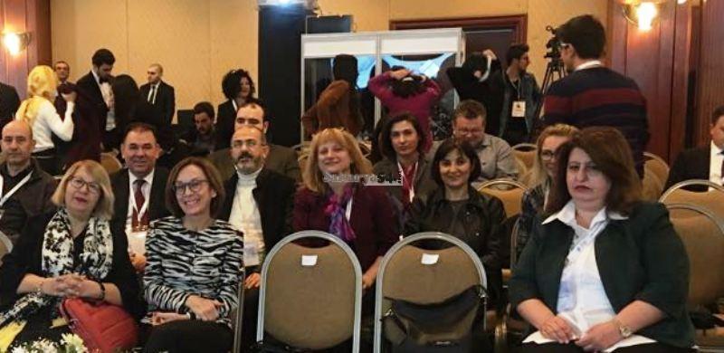 Uluslararası Koruyucu Diş Hekimliği Kongresi Erzurum'da başladı