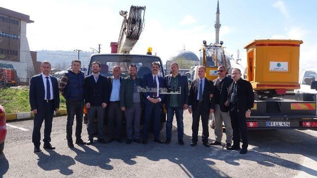Arsin Belediyesi –OSB işbirliği